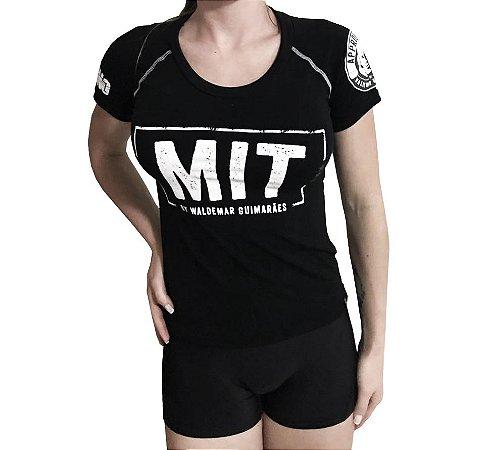 Camiseta Feminina Mantenha o Foco Waldemar Guimaraes