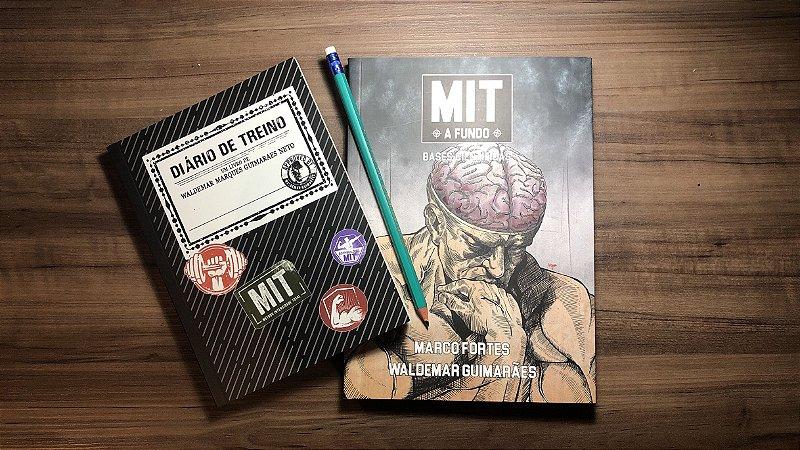 Diário de Treino + MIT A Fundo