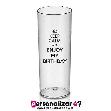 4e18f57ce Copo Drink Keep Calm - Personalizar é  Copos Personalizados para ...