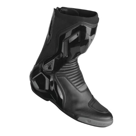 BOTA DAINESE COURSE D1 OUT AIR PRETO/ANTRACITE