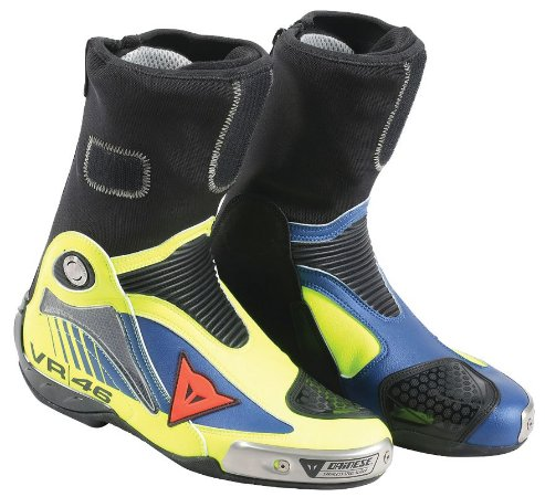 BOTA DAINESE R AXIAL PRO IN RÉPLICA D1 VALENTINO ROSSI