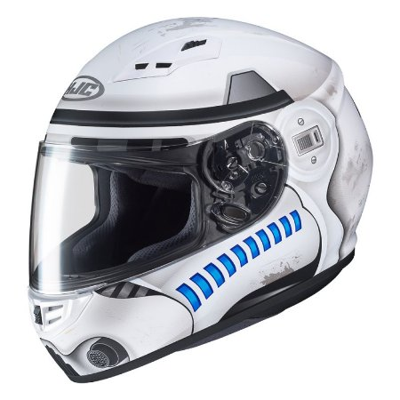 CAPACETE HJC CS-15 STAR WARS STORMTROOPER