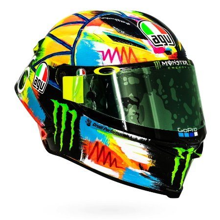 CAPACETE AGV PISTA GP R WINTER TEST 2019