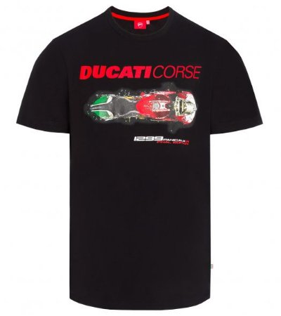 CAMISETA DUCATI CORSE 1299 PANIGALE R FINAL EDITION