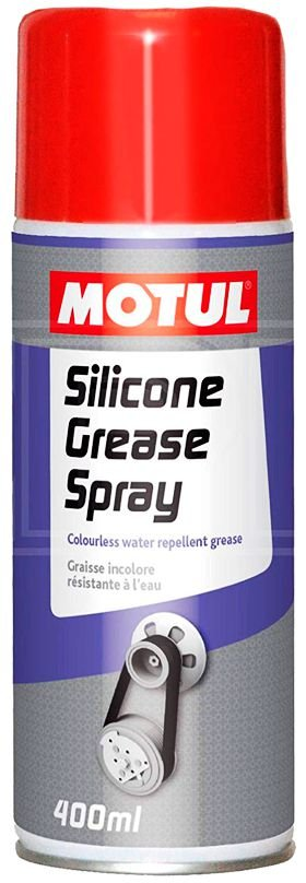 SPRAY LUBRIFICANTE MOTUL SILICONE GREASE - 400ML