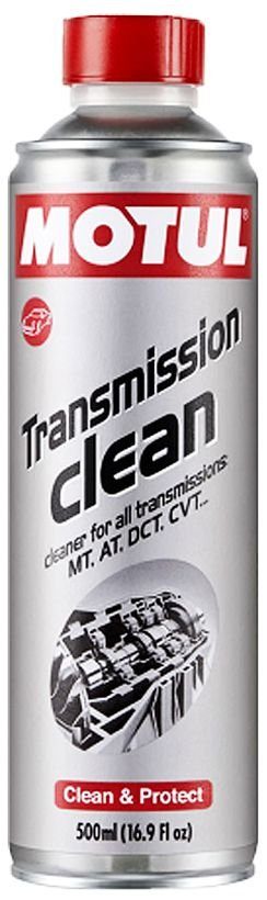 SPRAY DE LIMPEZA MOTUL TRANSMISSION CLEAN - 500ML