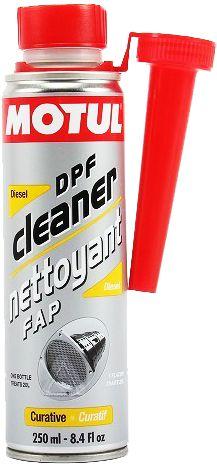 SPRAY DE LIMPEZA MOTUL DPF CLEANER DIESEL - 250ML