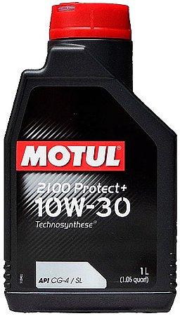 ÓLEO MOTUL 2100 PROTECT+ 10W30 - 1L