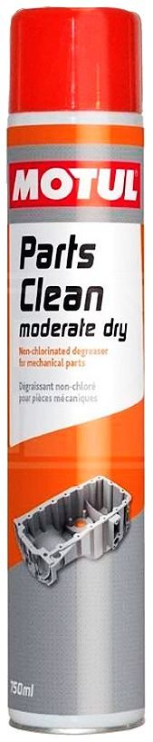 SPRAY DE LIMPEZA MOTUL PARTS CLEAN - 750ML