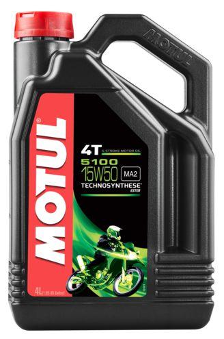 ÓLEO MOTUL 5100 4T 15W50 - 4L