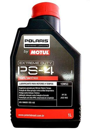 ÓLEO MOTUL POLARIS EXTREME DUTY PS-4 10W50 - 1L
