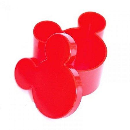 Caixinha Latinha Mickey Minnie 10 unidades