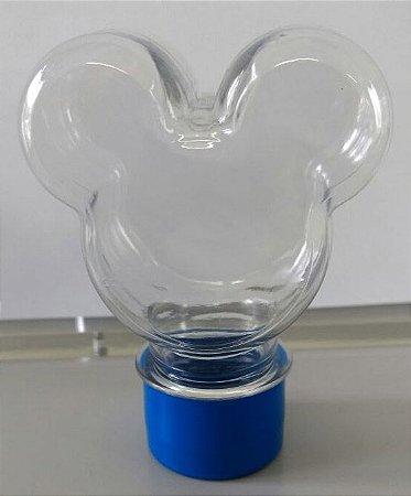 Tubete Mickey Minnie Mouse 8cm Tampa Plastica  10 Unids