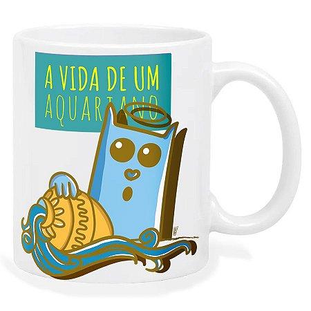 Caneca Aquariano