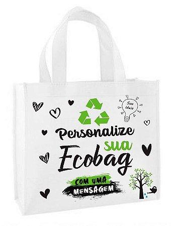 Sacola Ecobag Personalizada