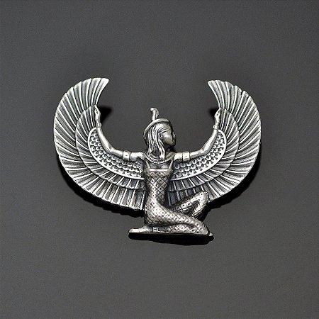 Pingente Isis em Prata 950k