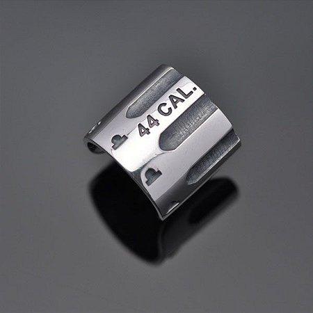 Anel Calibre 44 em Prata 950k