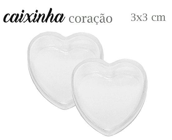 CAIXINHA CORAÇÃO 3X3