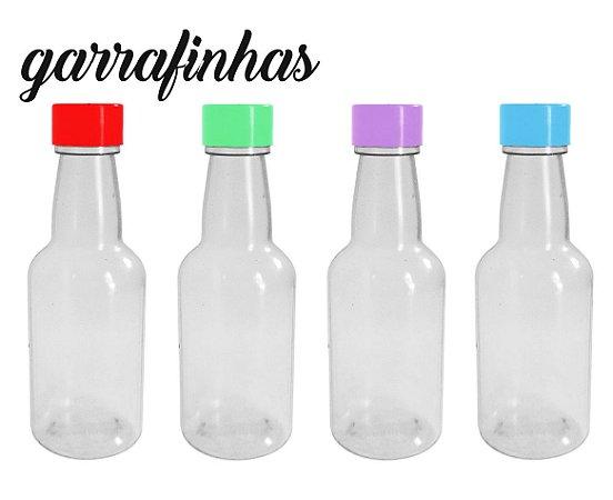GARRAFINHA COM TAMPA PLASTICA