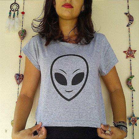 Camiseta/Cropped - E.T.