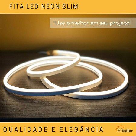 3m Fita Led Neon 110v Branco Quente - Não Precisa De Fonte  ⭐️⭐️⭐️⭐️⭐️