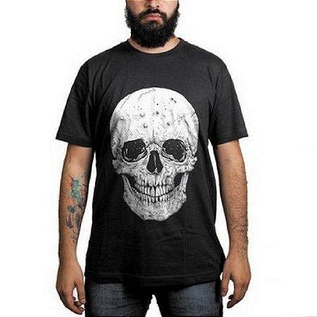d8d1f8777 Camiseta Masculina Caveira - Loja Careca com Barba