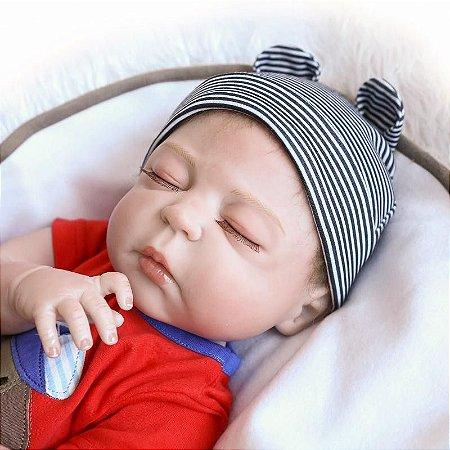 Bebê Reborn Menino Lucca