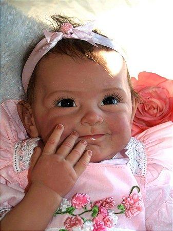 Bebê Reborn Alaya