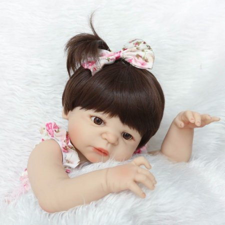 Bebê Reborn Rafaela - Pronta entrega