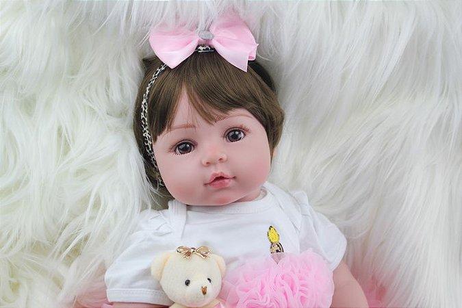 Bebê Reborn Letícia