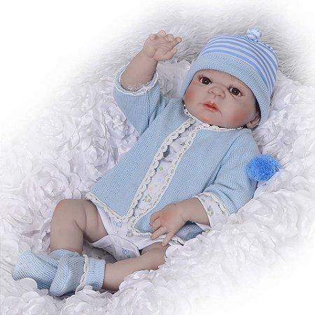 Bebê Reborn Francisco - Pronta entrega