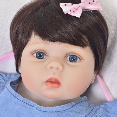 Bebê Reborn Andreza - PRONTA ENTREGA