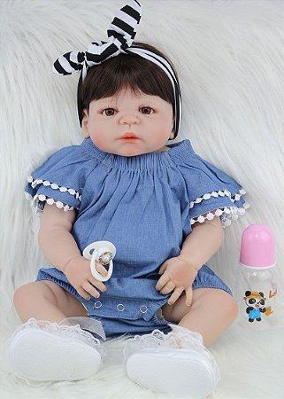 Bebê Reborn Mara - Pronta entrega