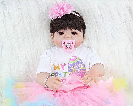 Bebê Reborn Larissa