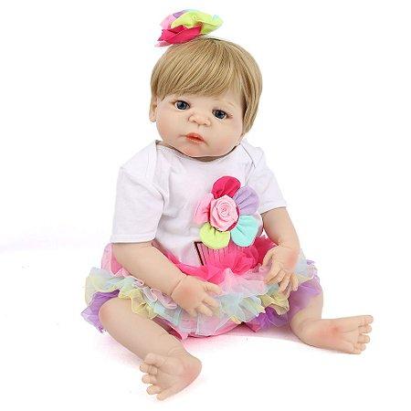 Bebê Reborn Emilly - Pronta Entrega