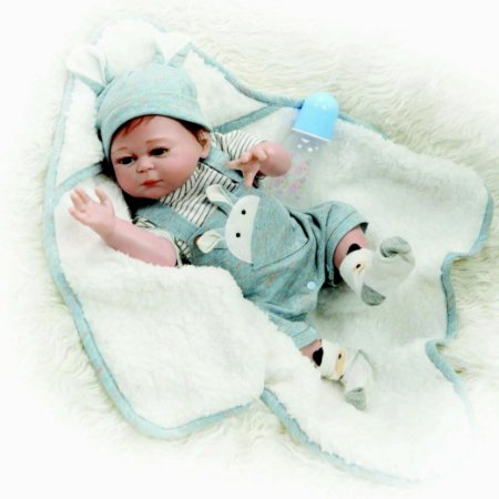 Bebê Reborn Gustavo - Pronta entrega