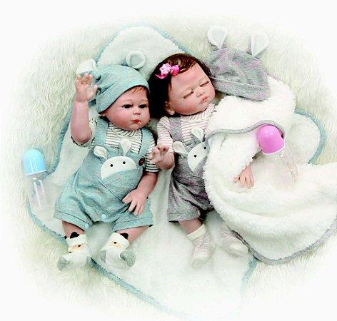 Gêmeos - Gustavo e Gabriela