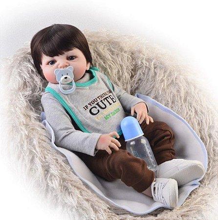 Bebê Reborn Rodrigo