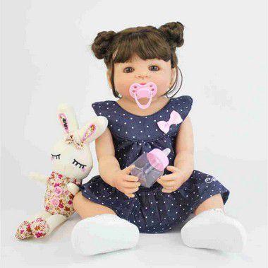 Bebê Reborn Aurora - PRONTA ENTREGA