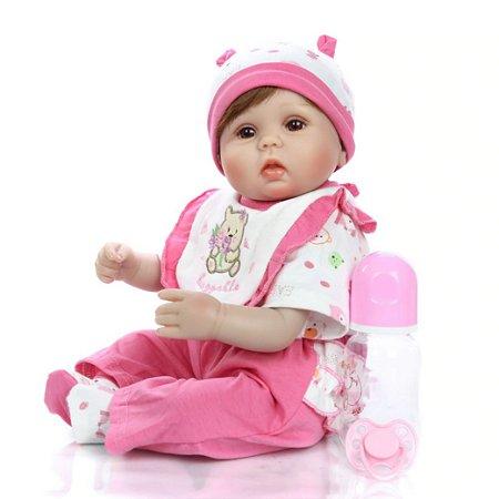Bebê Reborn Eduarda - PRONTA ENTREGA