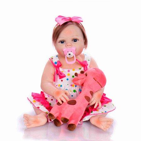 Bebê Reborn Daniela