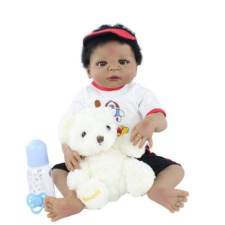Bebê Reborn Diogo