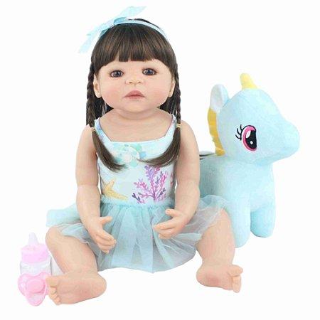 Bebê Reborn Dora