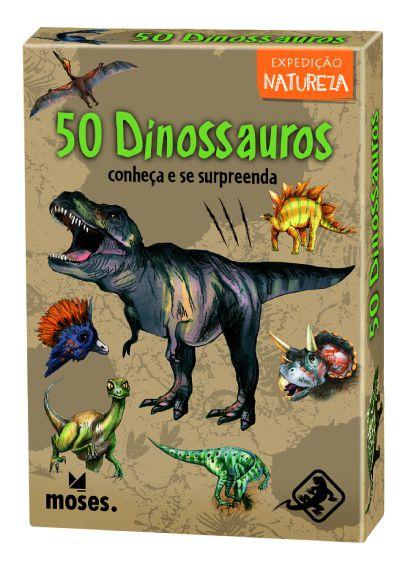 50 dinossauros - Galápagos
