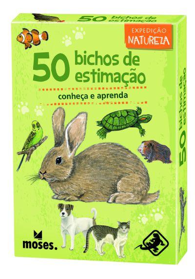 50 bichos de estimação - Galápagos