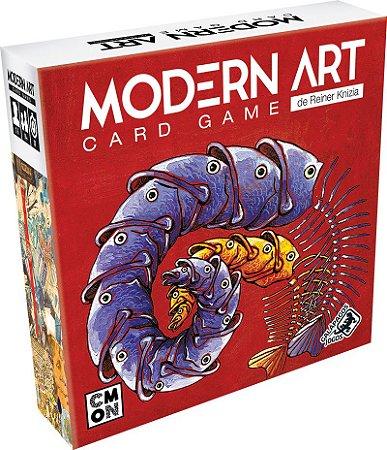 Modern Art - Galápagos jogos