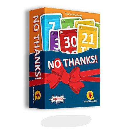 No thanks - Papergames