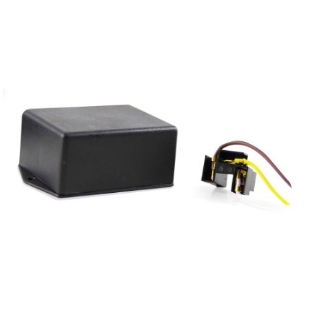 Modulo Canceler C/ Chicote e Adaptador H4 para Farol LED - Novo Troller T4 2015 / 16 / 17 / 18