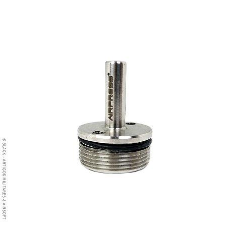 Cabeça de cilindro em inox padrão M24 Storm Rossi - Airpress