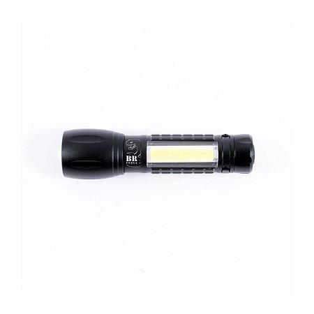 Lanterna tática Pollux 100 Lúmens - BR FORCE